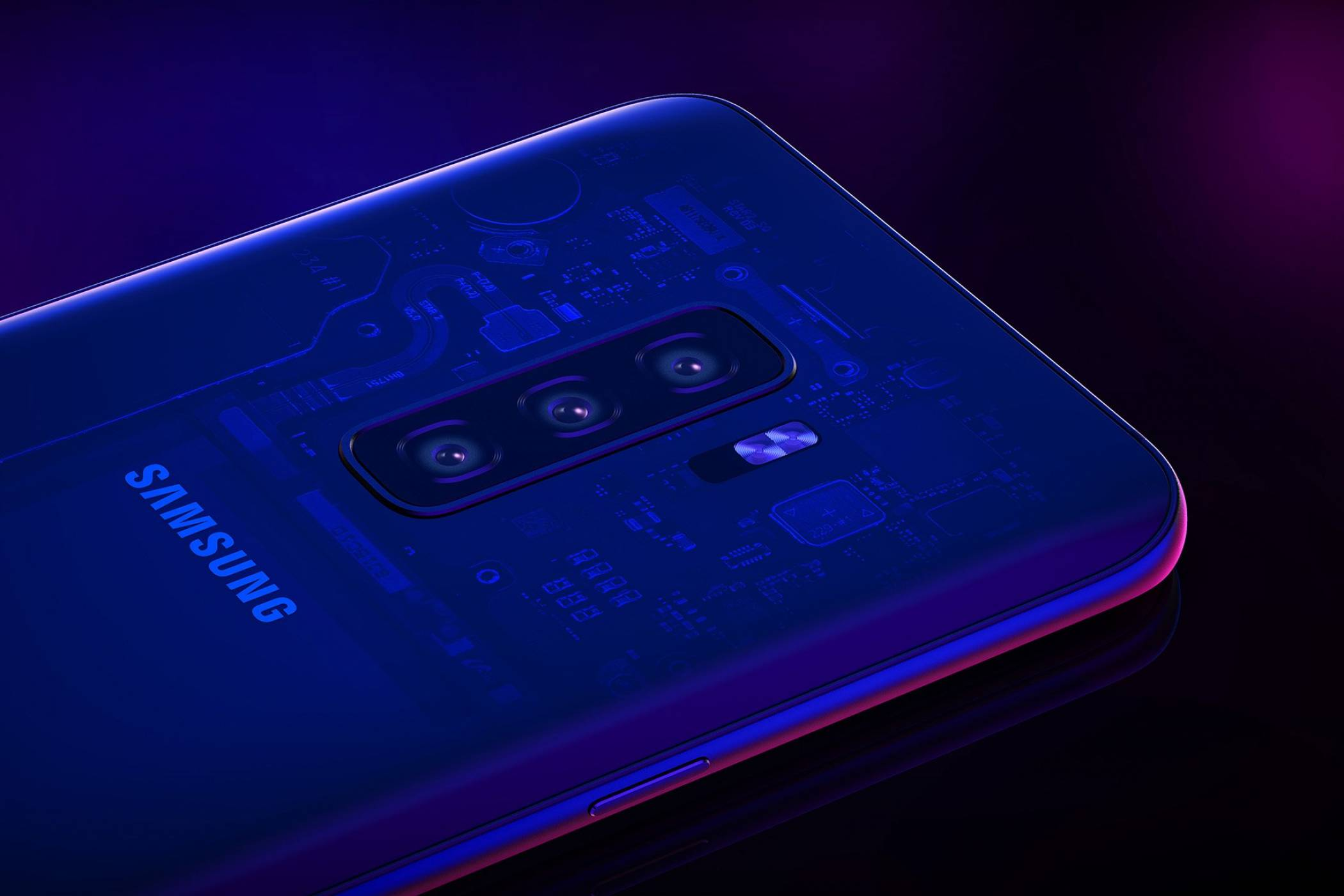 Samsung Galaxy S10 ще бъде с вграден в дисплея сензор за пръстови отпечатъци и пет камери?