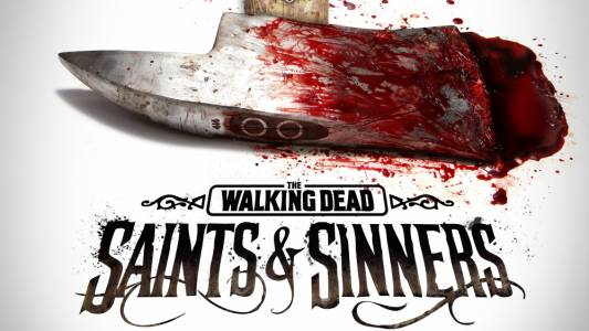 The Walking Dead: Saints & Sinners е първата VR игра в популярната вселена