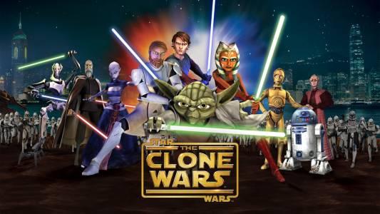 Анимацията Star Wars: The Clone Wars се завръща онлайн