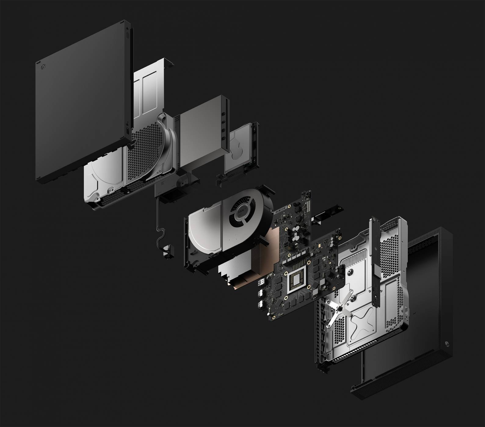 Xbox Scarlett: една конзола и едно стрийминг устройство от Microsoft