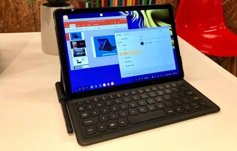 Galaxy Tab S4 се опитва да победи iPad по един ключов показател