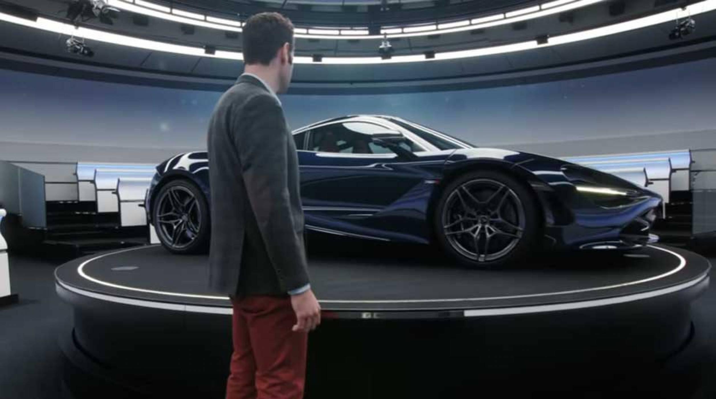 Истински физик ни обяснява науката зад свръхбързия McLaren 720S