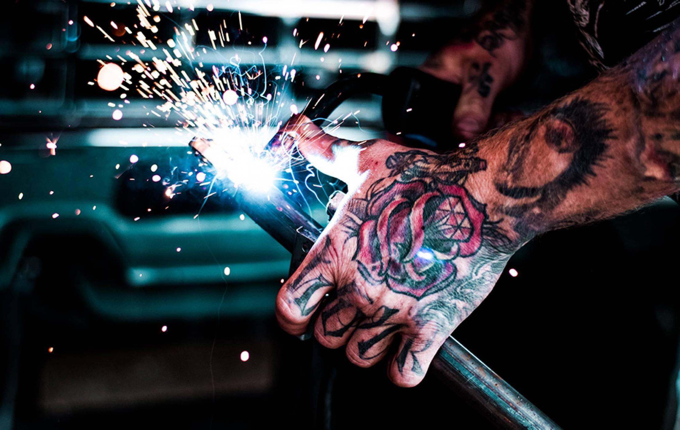 Учени: татуировките вече не пречат на намирането на работа