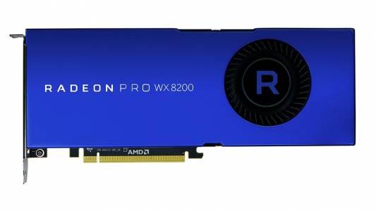 AMD съперничи на Quadro P серията на NVIDIA с новите видеокарти Radeon Pro WX x200