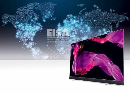 EISA удостои новия Philips 55-инчов OLED803 с титлата Best Buy OLED TV 2018-2019