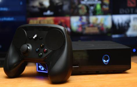 Скоро ще може да играете РС игри на Steam Machine