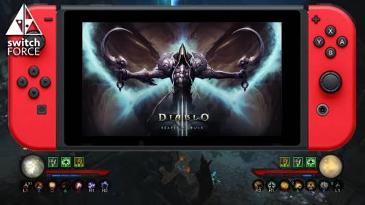 Diablo 3 и Switch се приближават все повече един към друг