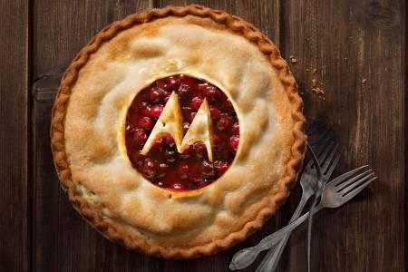 Хапка сладък Android Pie за осем смартфона на Motorola