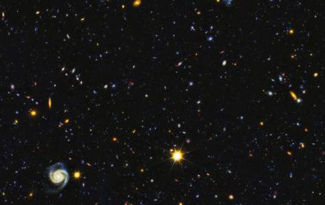 Най-старите галактики във вселената са наши космически съседи