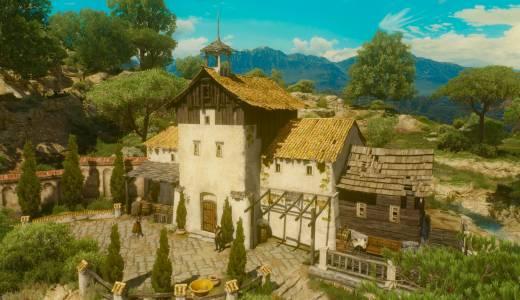Брокер изчислява колко струват в реалния живот имотите от Skyrim и The Witcher 3