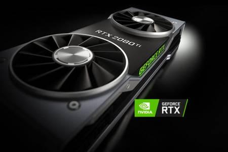 Nvidia анонсира RTX 2000 с до шест пъти по-висока производителност