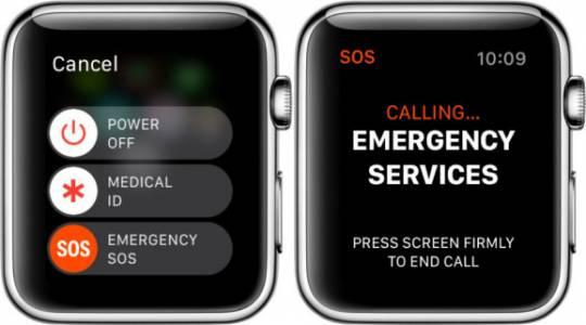 Apple на съд за SOS функцията в своя умен часовник