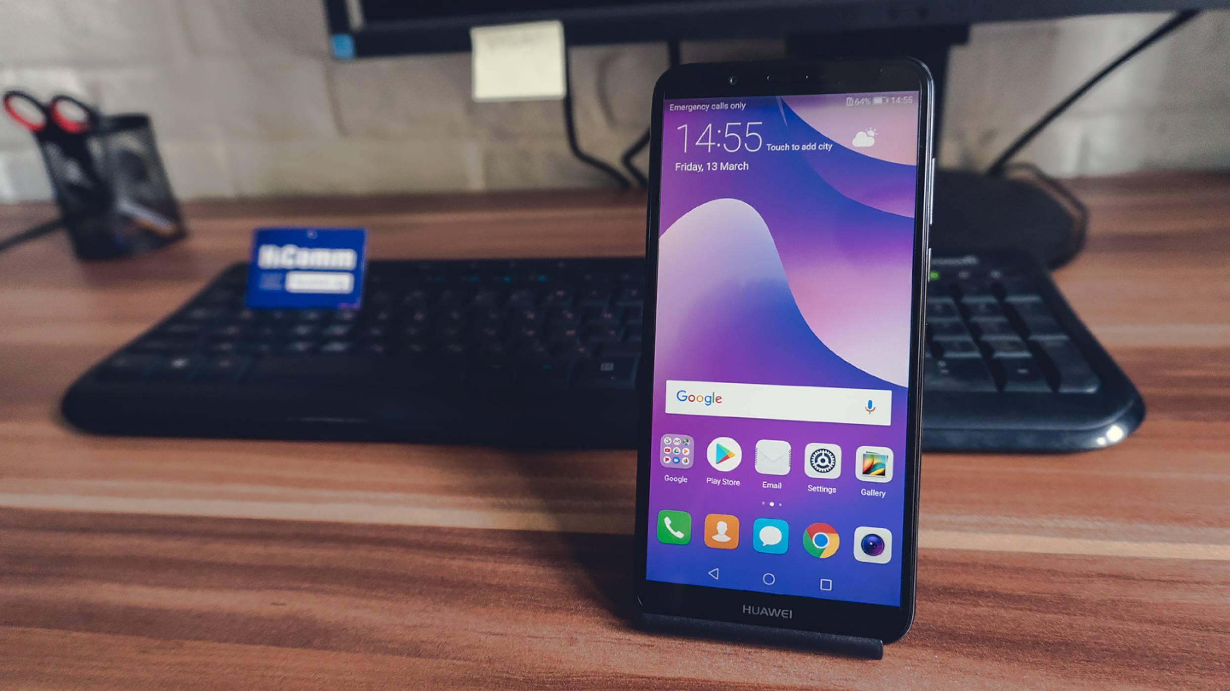 Huawei Y7 Prime (2018) - кандидат-първенец в средния клас (ревю)