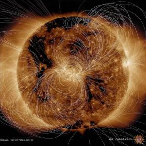 Слънчевите изригвания, погледнати отблизо, са по-скоро красиви, отколкото плашещи