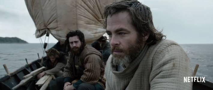 Крис Пайн ще се бори за шотландската корона в нов сериал на Netflix