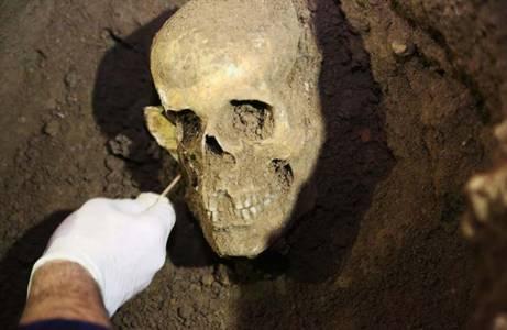 Съдържанието на тайнствения египетски саркофаг вече е анализирано