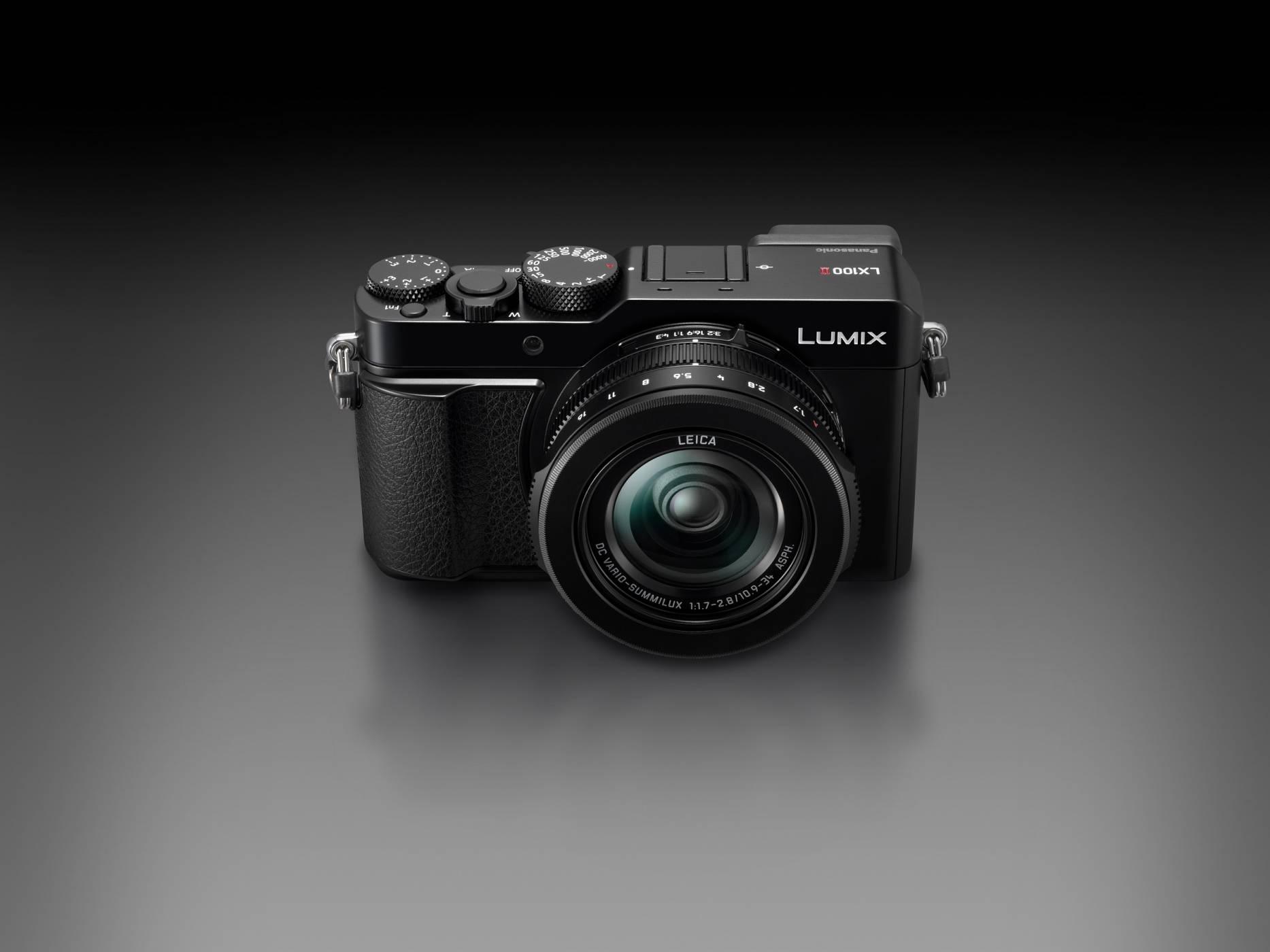 Panasonic представи Lumix LX100 II с обектива Leica DC VARIO-SUMMILUX