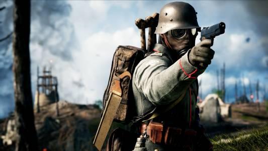 Правете любов, а не война: Battlefield 5 е забавена