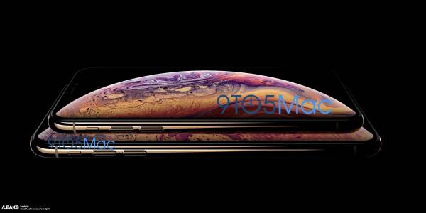 Вижте прес изображение на новите iPhone-и с OLED екрани