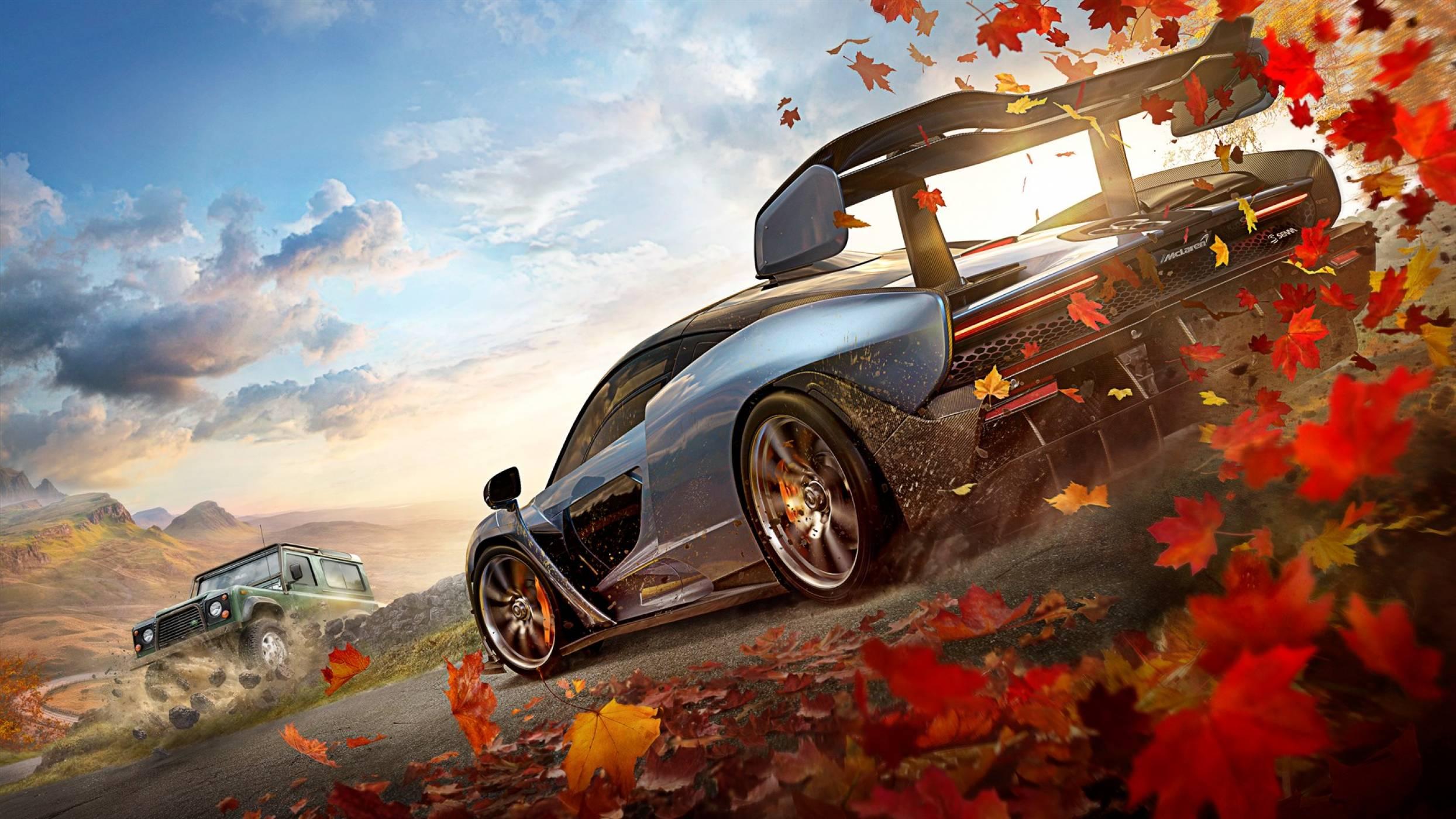 Не кола, а такъв компютър ви трябва за света на Forza Horizon 4
