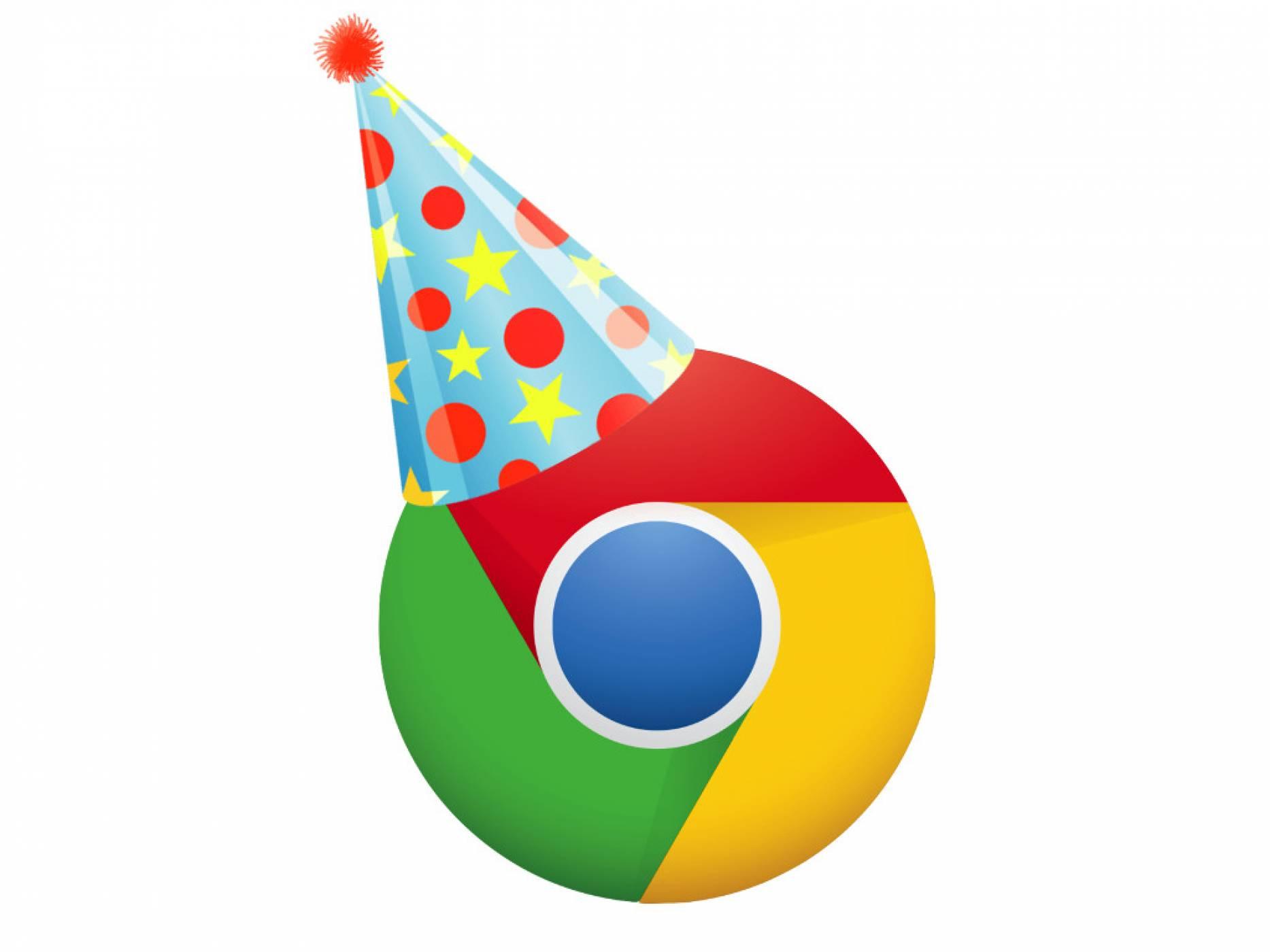 Можете ли да повярвате, че Google Chrome е вече на десет години?