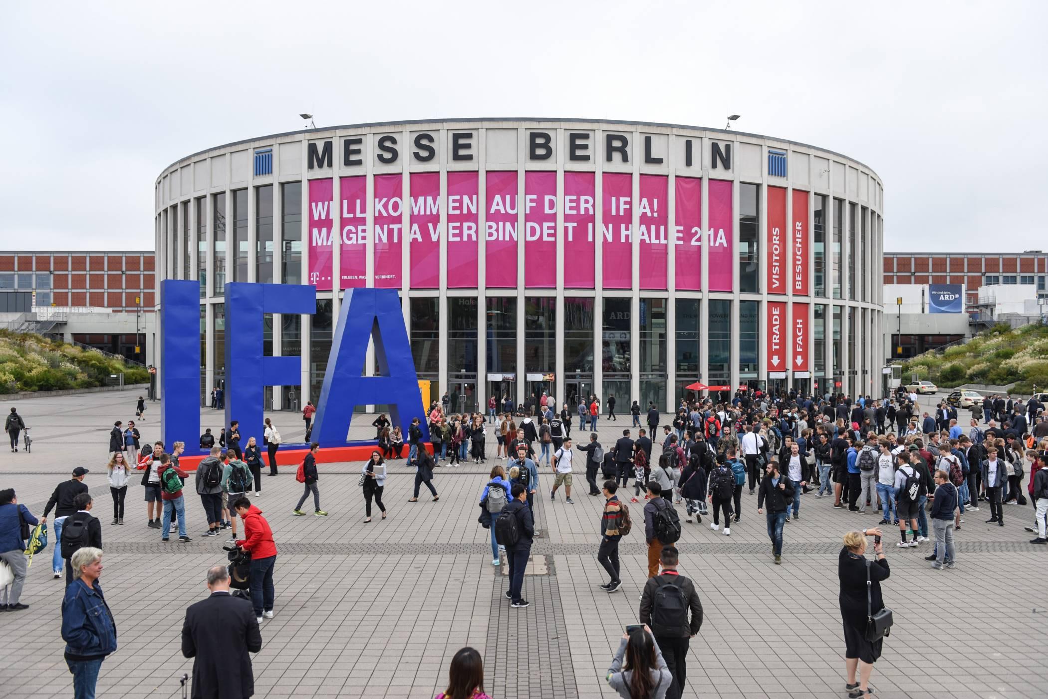 IFA 2018: Технологичният ритъм на Берлин (обзор)