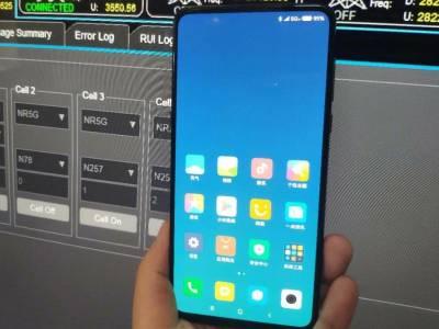 Нова снимка и видео на Xiaomi Mi Mix 3 показват почти безрамков екран и слайдър камера в движение