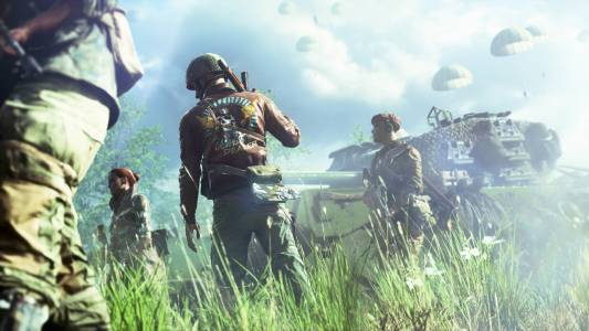 64 души мерят сили във Firestorm: кралската битка на Battlefield 5
