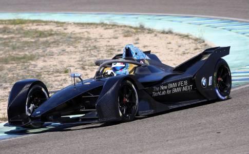 BMW ще разкрие първия си болид от Формула Е