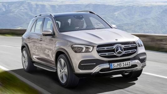 Новият Mercedes-Benz GLE напълно обновява концепцията зад популярния SUV