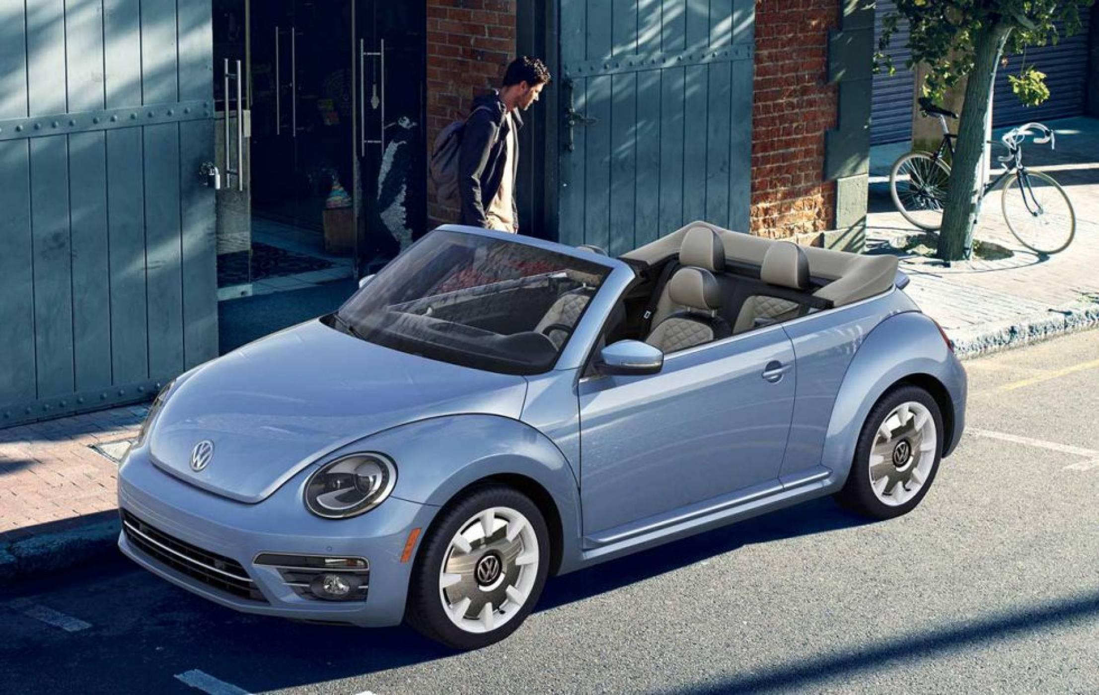VW почита края на Beetle с Final Edition