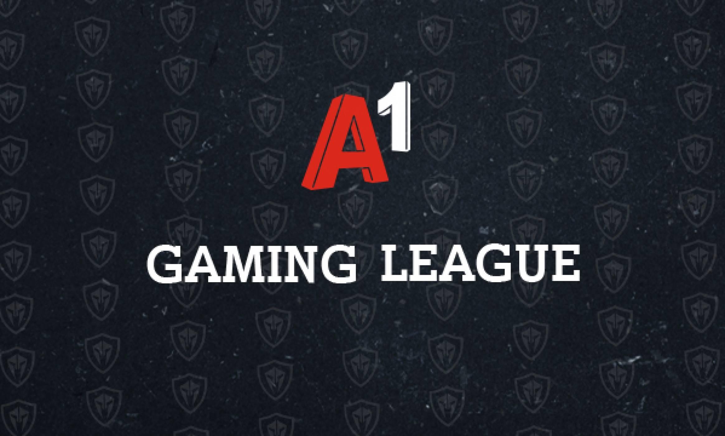 A1 даде началото на собствена гейминг лига