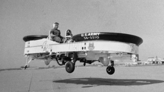Да, американската армия наистина е разработила летящ джип с оръжия