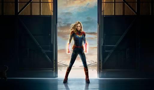 Вижте първия трейлър на Captain Marvel, следващата перла във вселената на Marvel