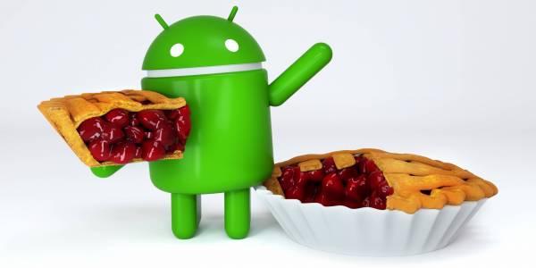 Ранен поглед над Samsung Galaxy S9+ с Android 9.0 Pie