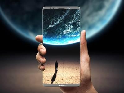 Samsung Galaxy S10 може би ще има първия 19:9 екран без прорез