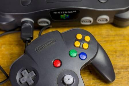 Ретро гейминг във възход: чакаме Nintendo 64 Mini