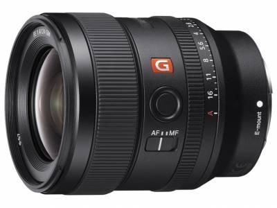 Sony с нов флагмански обектив - FE 24mm F1.4 GM
