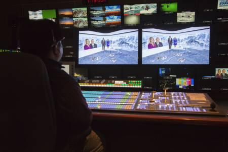 10 размазващо ефектни демонстрации на добавена реалност в ТВ предавания на живо