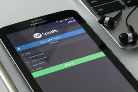 Щипка ДНК прави наистина уникална вашата Spotify плейлиста