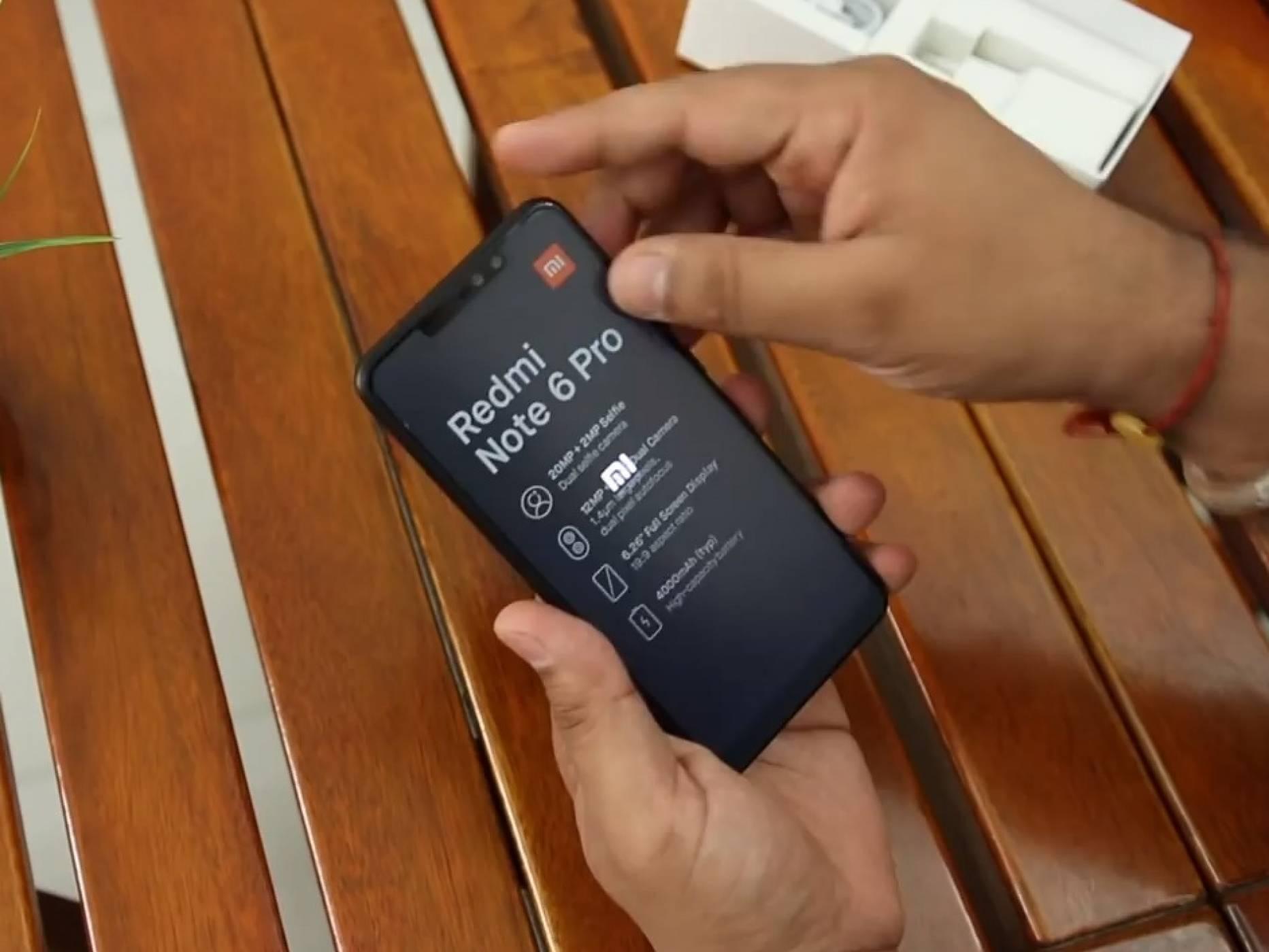 Xiaomi Redmi Note 6 Pro - повече прорез и камери, по-малко памет за същите пари?
