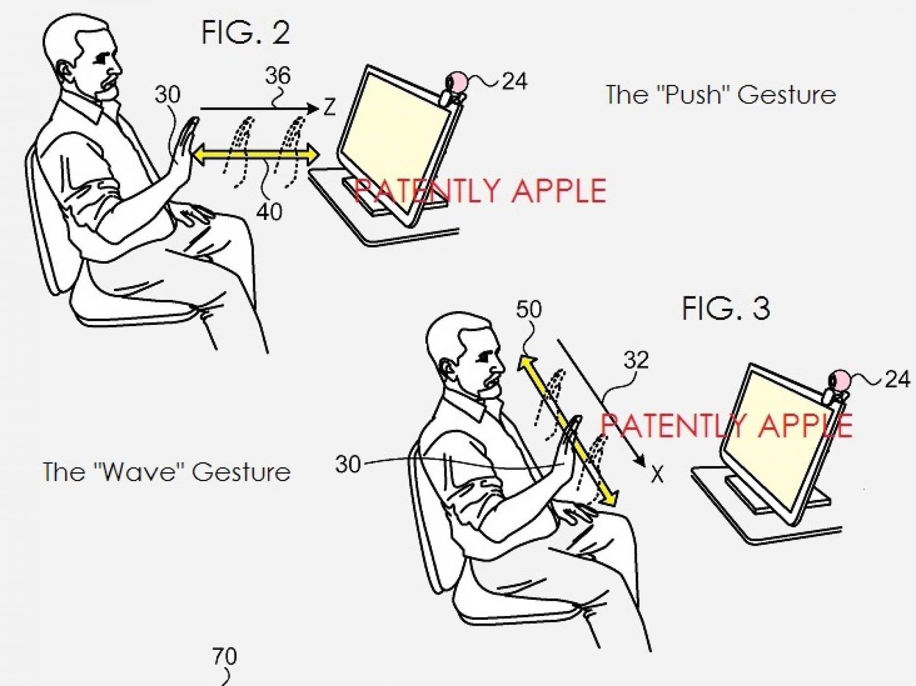 Samsung се конкурира с Apple в разработката на жестови контрол за мобилни устройства