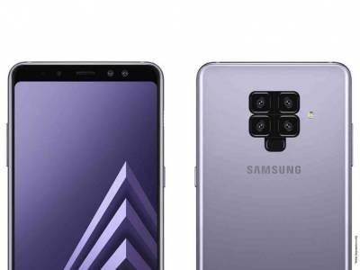 Samsung възнамерява да удари LG в земята с четирите задни камери на Galaxy A9s
