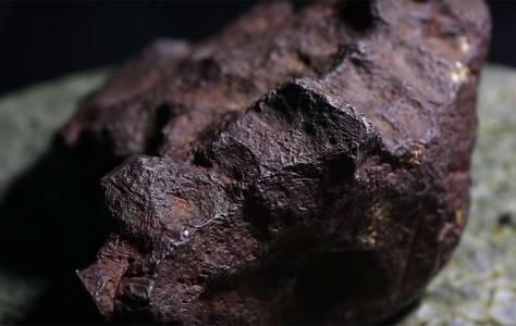 Забравен от бога метеорит може да донесе цяло състояние на щастлив фермер