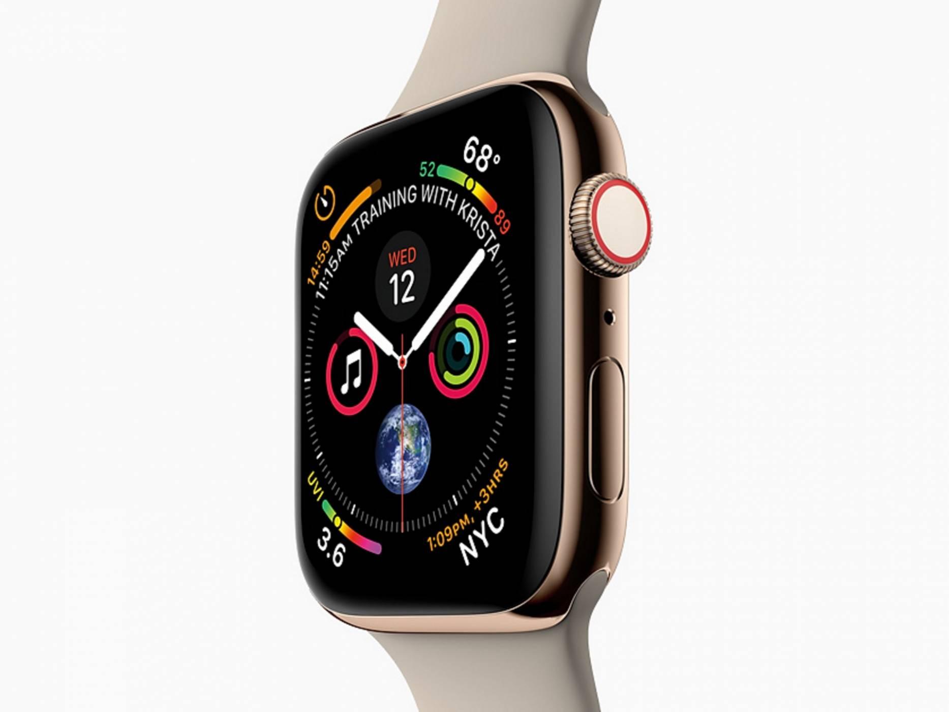 Apple Watch 4 рухна заради зимното часово време
