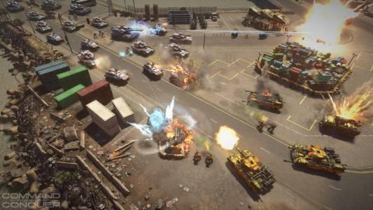 Преработени версии на РС класиката Command & Conquer ще отбележат 25-ия юбилей на серията