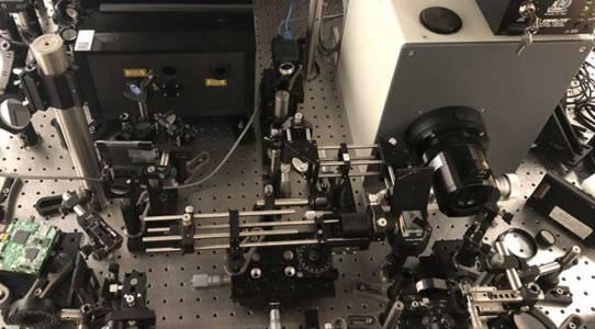 Най-бързата камера в света прави 10 трилиона кадъра в секунда