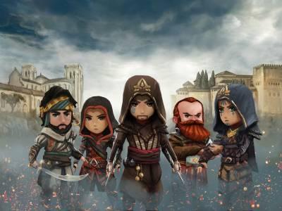Джобната Assassin's Creed Rebellion идва на 21 ноември