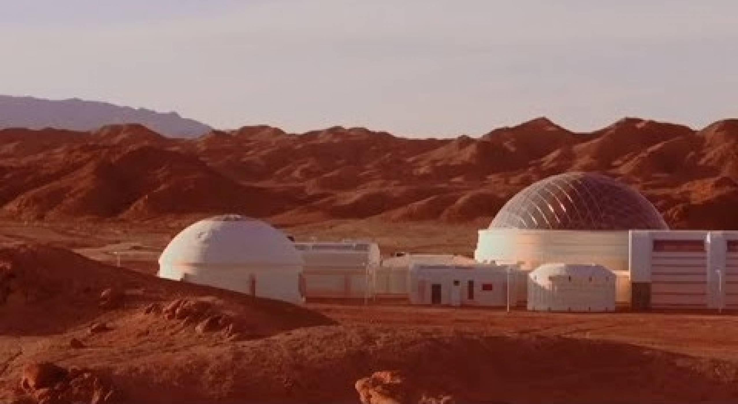 Това е проектът на Китай за база на Марс