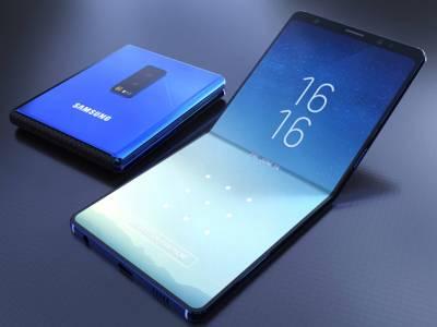 Гъвкавият смартфон на Samsung ще може да се използва като таблет